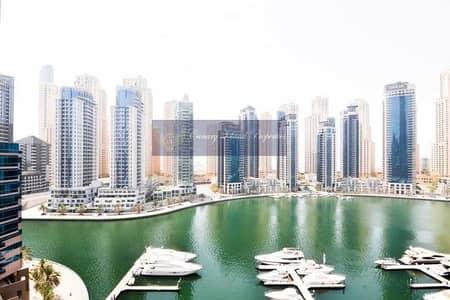 3 Bedroom Apartment for Sale in Dubai Marina, Dubai - EXCLUSIVE 3 BEDROOM + MAID'S I FULL MARINA VIEW
