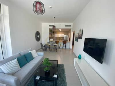1 Bedroom Apartment for Rent in Business Bay, Dubai - Burj and Canal Views | 1 Month Free | Semifurnished