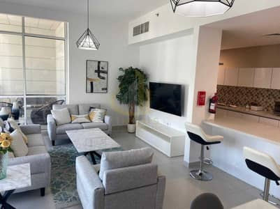 2 Bedroom Flat for Rent in Business Bay, Dubai - Lagoon Views |  Furnished | 2BR | 1 Month Free