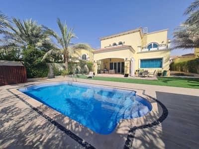 فیلا 4 غرف نوم للبيع في جميرا بارك، دبي - New Listing 4 BR + Maid's | Legacy | Rented | District 3