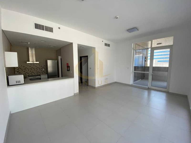 Burj and Canal Views   Ready to Move in   1BHK Semi-Furnished