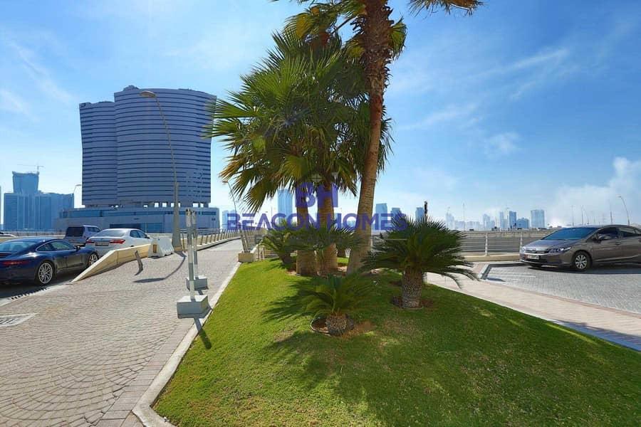 Aesthetic 2BHK & Big Terrace/garden view