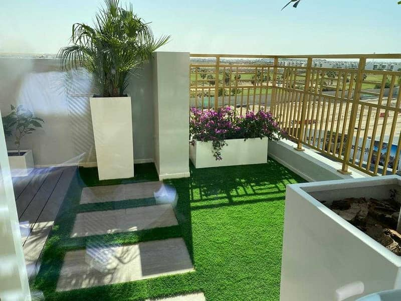 Ready by Dec. | With Private Roof Terrace| Designer Villa