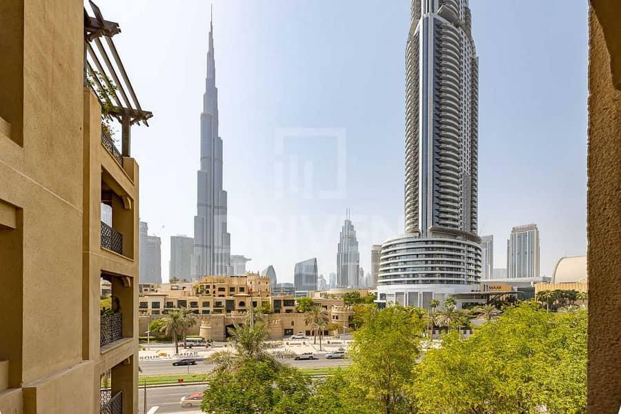 18 Exclusive | Furnished | Burj Khalifa View