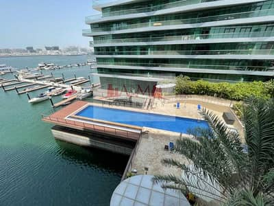 1 Bedroom Apartment for Rent in Al Raha Beach, Abu Dhabi - You'll fall in LOVE with the VIEW. : One Bedroom Apartment with Sea View & all Facilities for AED 93