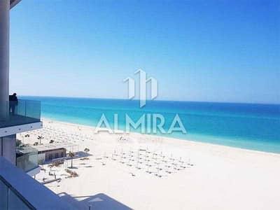 بنتهاوس 5 غرف نوم للبيع في جزيرة السعديات، أبوظبي - Shell and core w/ full panoramic sea views