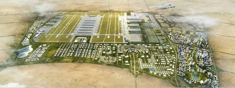 Plot for Sale in Dubai World Central, Dubai - Prime location Plot for Sale in DWC
