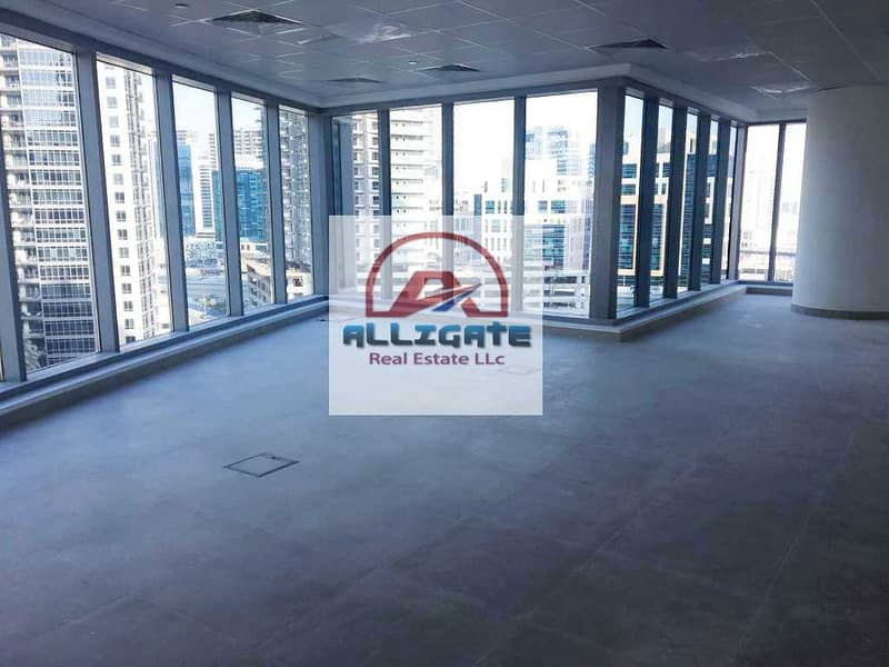 SB1 - Brand new fitted office for sale in business bay