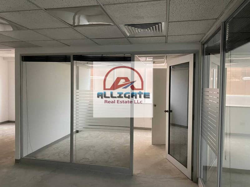11 SB1 - Brand new fitted office for sale in business bay