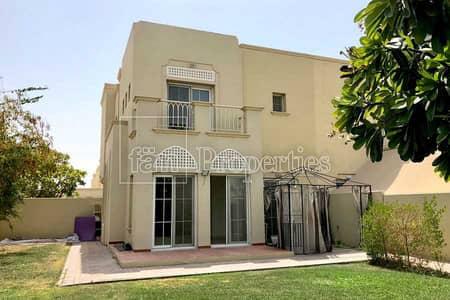 تاون هاوس 3 غرف نوم للايجار في الينابيع، دبي - Large Landscaped Garden - Corner plot - Genuine
