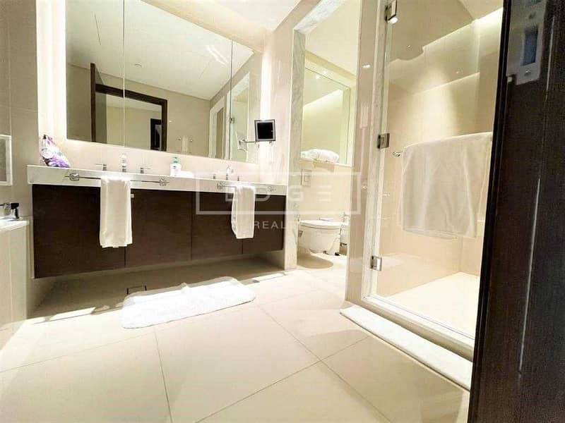 10 BEST LAYOUT | 2BEDS + STUDY | FULL BURJ VIEW