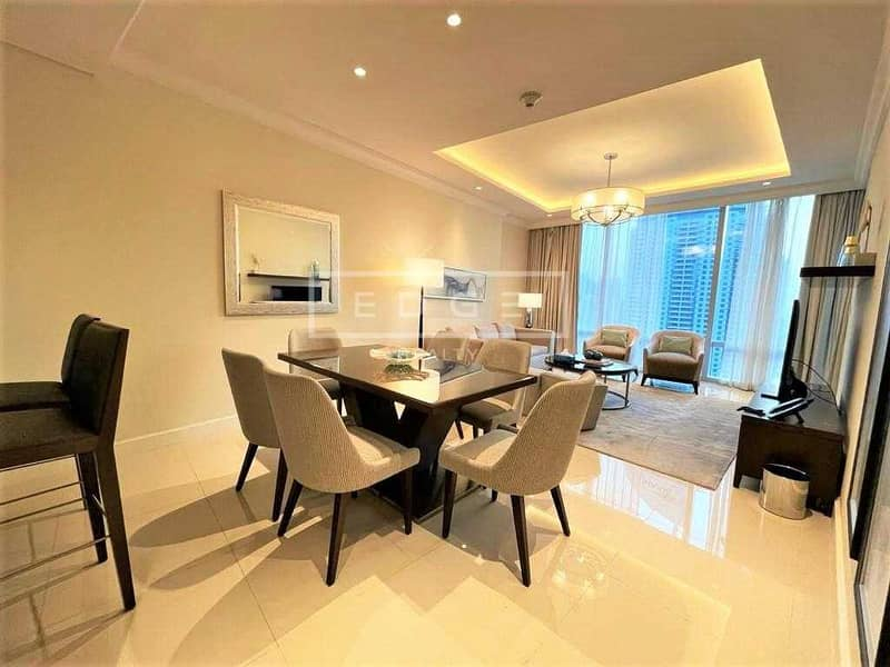 2 LIMITED STOCK | 2BEDS PLUS STUDY | FULL BURJ VIEW