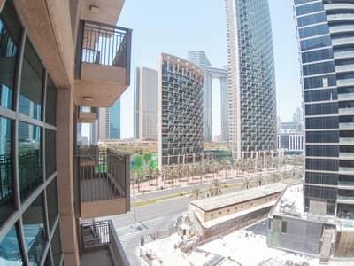فلیٹ 1 غرفة نوم للايجار في وسط مدينة دبي، دبي - WELL MAINTAINED | 1 BED APT | VACANT