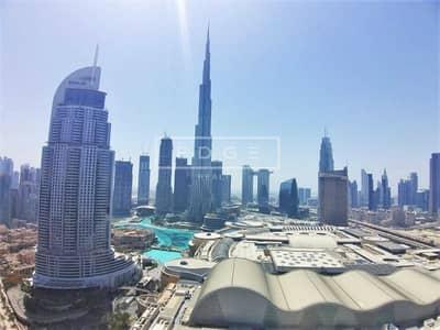 شقة فندقية 1 غرفة نوم للبيع في وسط مدينة دبي، دبي - BEST SERIES | HIGH FLOOR | FULL BURJ | 2.35MIL