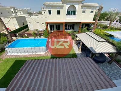 4 Bedroom Villa for Sale in Al Furjan, Dubai -   Furnished & Upgraded   Type B   Quortaj  
