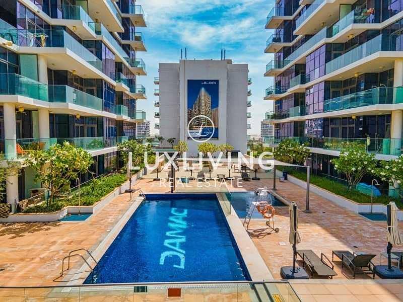 Spacious Apartment | Beautiful Layout | Pool View