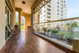 شقة في الخوشكار شقق شور لاين نخلة جميرا 3 غرف 3200000 درهم - 5198555