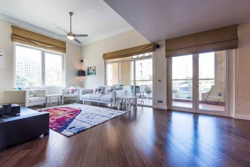 2 Palm Jumeirah | Fully Upgraded | Low Floor