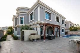 فیلا في وسترن رزدنس الجنوبية فالكون سيتي أوف وندرز دبي لاند 5 غرف 5400000 درهم - 5289687
