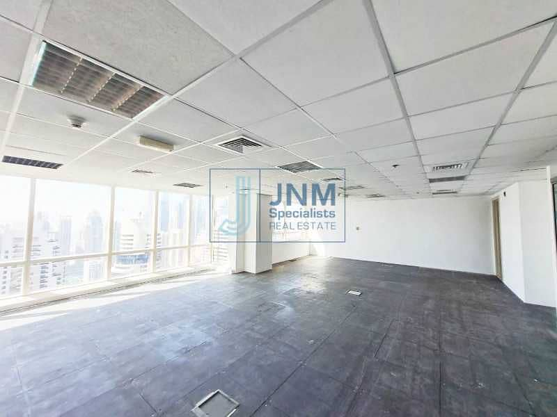 Lake & Arial View  High Flr   Fitted w/ Partitions