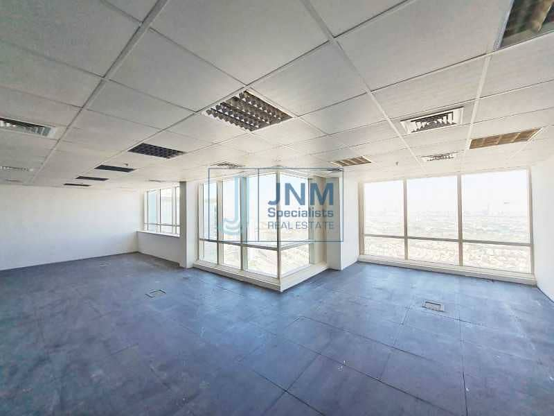 52 Lake & Arial View  High Flr   Fitted w/ Partitions