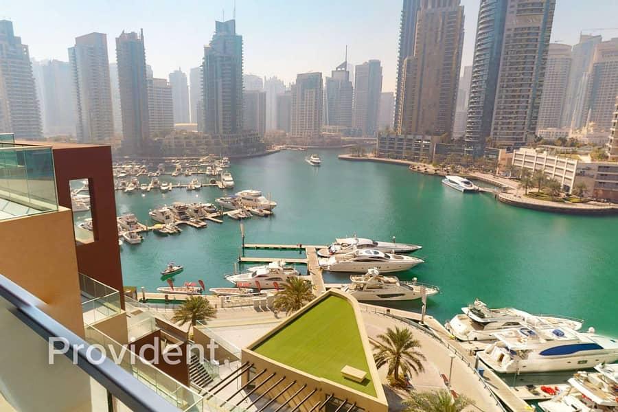 4BR Duplex Villa | Full Marina View | Urgent Sale