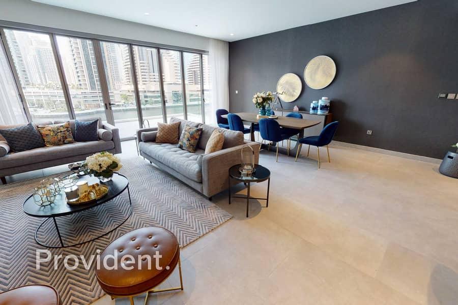 2 4BR Duplex Villa | Full Marina View | Urgent Sale