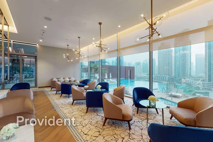 15 4BR Duplex Villa | Full Marina View | Urgent Sale