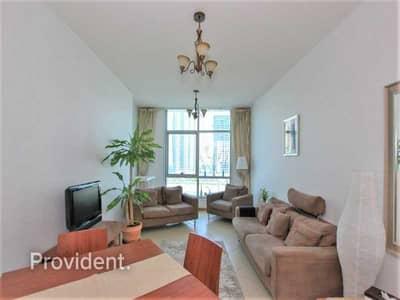 فلیٹ 1 غرفة نوم للبيع في دبي مارينا، دبي - Next to Metro Station   Well Maintained