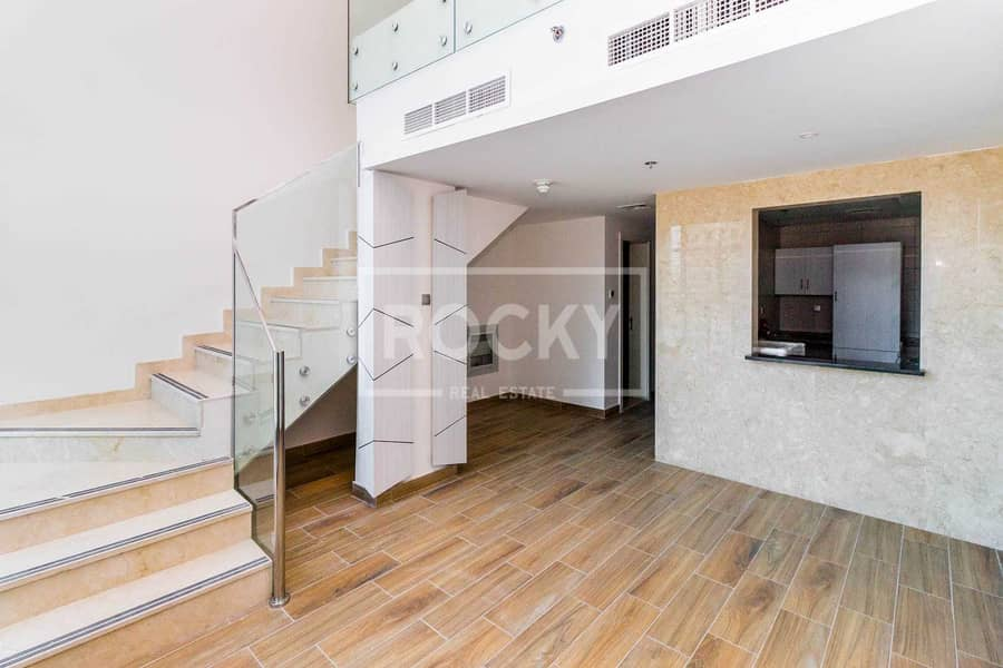 Well maintained |Exclusive| 1 bed duplex