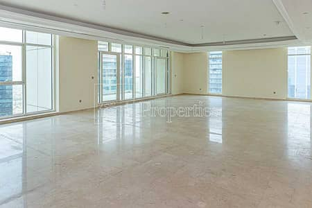 بنتهاوس 5 غرف نوم للايجار في أبراج بحيرات الجميرا، دبي - High Floor Lake and Golf Course view  Penthouse