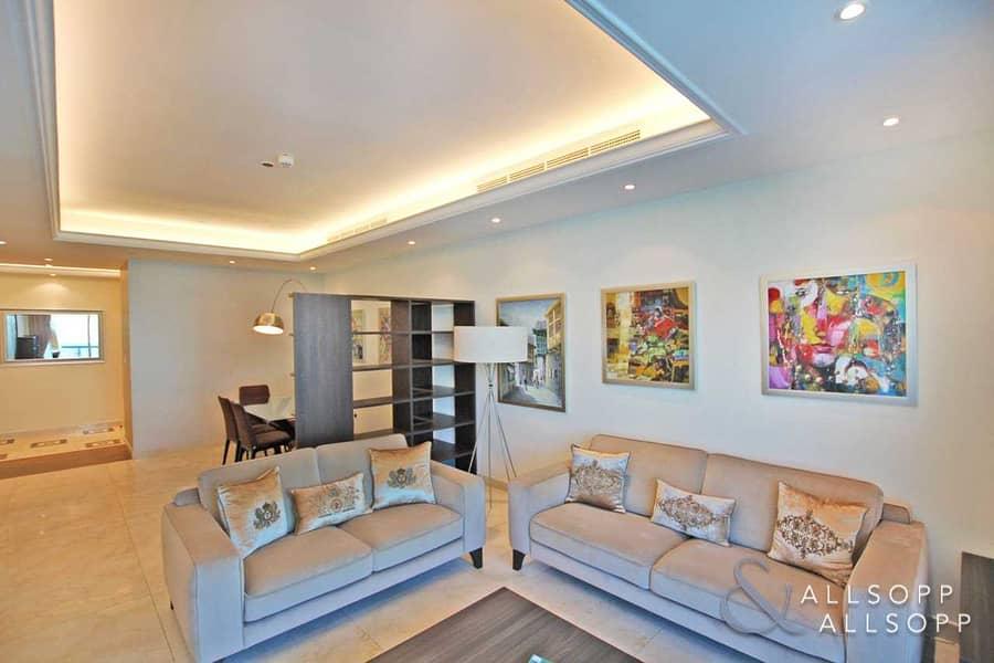 15 Full Marina Views | High Floor | 3 Bedroom