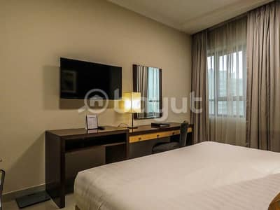 2 Bedroom Hotel Apartment for Rent in Al Nahda, Dubai - Two Bed Room Apartment Furnished - SPECIAL OFFER