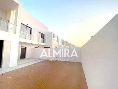 تاون هاوس 3 غرف نوم للبيع في جزيرة ياس، أبوظبي - Hot Deal I Move in - Type 3MB with Maids room