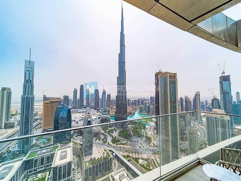 18 Superb Burj Khalifa View I Furnished I Exclusive