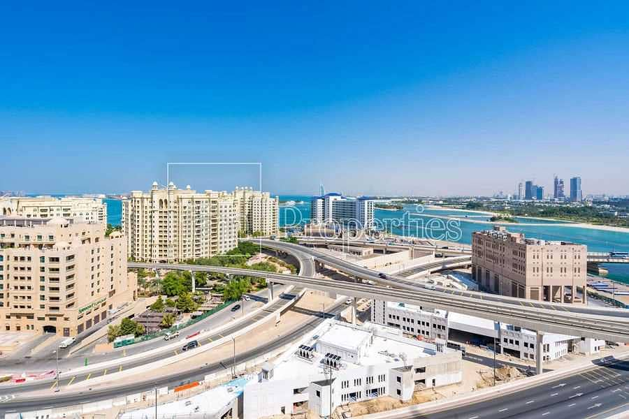 19 Spectacular Servised Penthouse In Five Palm