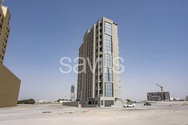 شقة في Jaddaf Place جداف بلايس 3 غرف 73500 درهم - 5290417