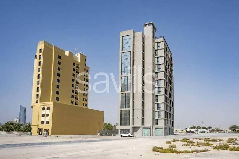 شقة في Jaddaf Place جداف بلايس 2 غرف 57500 درهم - 5290416