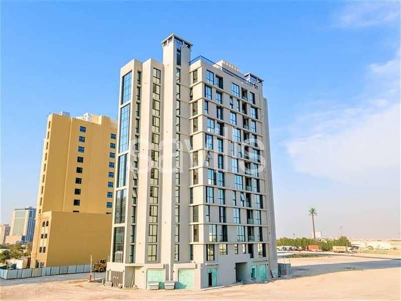 شقة في Jaddaf Place جداف بلايس 1 غرف 43500 درهم - 5290415