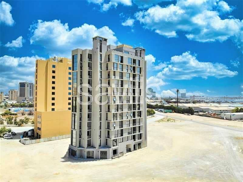 شقة في Jaddaf Place جداف بلايس 1 غرف 41500 درهم - 5290412