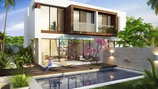 3 Bedroom Townhouse for Sale in DAMAC Hills (Akoya by DAMAC), Dubai - Single Row Townhouse Direct Access to Green Pathway