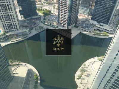 شقة 1 غرفة نوم للايجار في أبراج بحيرات الجميرا، دبي - 1bhk Duplex l Lake View & chiller free
