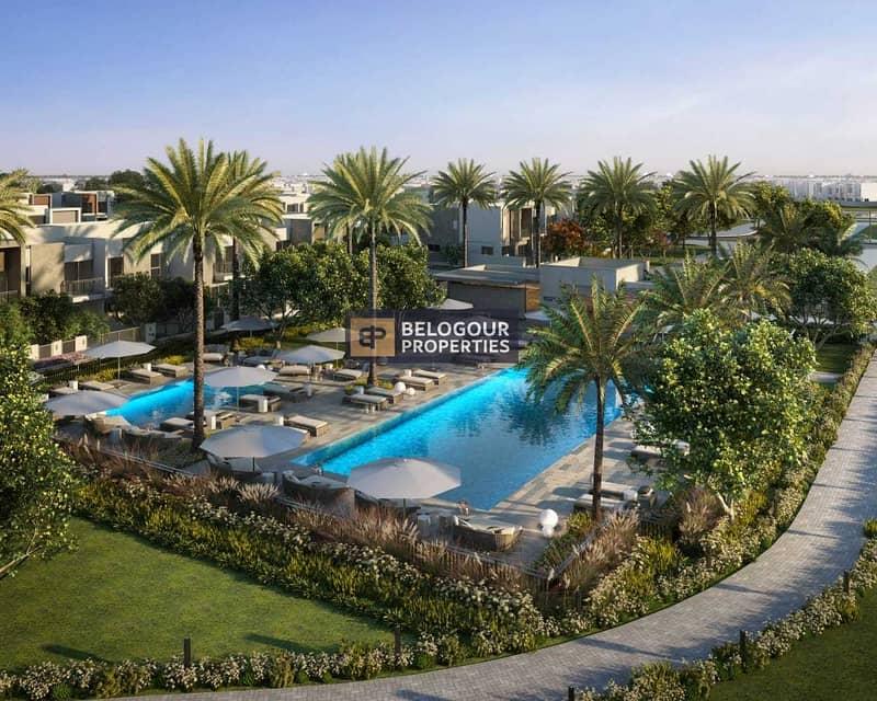 2 La rosa 5 / High and 3 BR Villa  / luxury