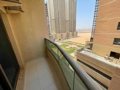 1 Bedroom Apartment for Rent in Emirates City, Ajman - Cheapest 1 BHK For Rent In Paradise Lake Towers With Parking