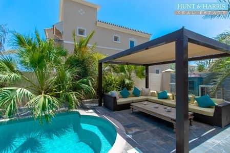 فیلا 4 غرف نوم للبيع في مارينا أم القيوين، أم القيوين - Luxurious Villa - Private Swimming pool - Rare Find