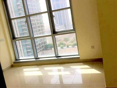 فلیٹ 1 غرفة نوم للايجار في وسط مدينة دبي، دبي - Fully Furnished | 1 Bedroom + Study | Pool View