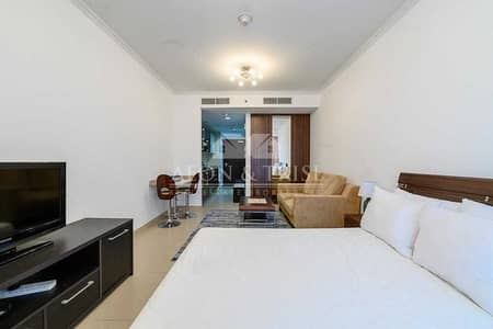 Studio for Rent in Jumeirah Lake Towers (JLT), Dubai - Higher Floor | Furnished | Vacant | Ready to Move