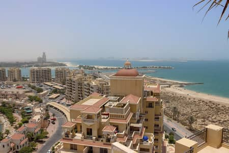 3 Bedroom Penthouse for Sale in Al Hamra Village, Ras Al Khaimah - Amazing Panoramic View in this Furnished Penthouse
