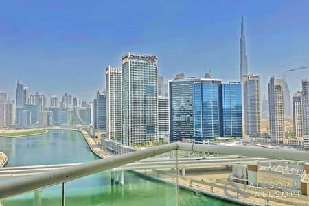 1 Bedroom Flat for Rent in Business Bay, Dubai - 1 Bedroom | Canal View | Mayfair
