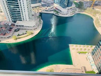شقة 1 غرفة نوم للايجار في أبراج بحيرات الجميرا، دبي - FULL LAKE VIEW 1 BHK